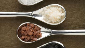 Falksalt, Cristalli di sale naturale al 100%