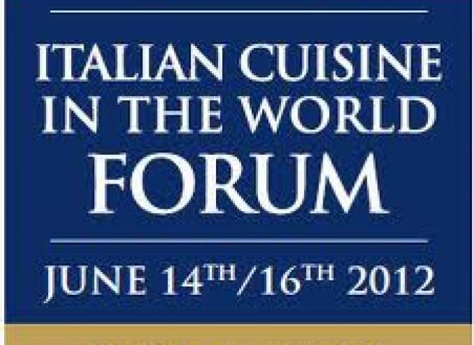 Parma. Al via oggi il Forum sulla cucina italiana