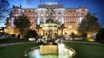 Grand Hotel Rimini: Spettacolo delle Frecce Tricolore l'8 il 9 settembre
