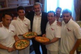 Autentica pizza di Bari: la Puglia lancia il suo marchio a km 0