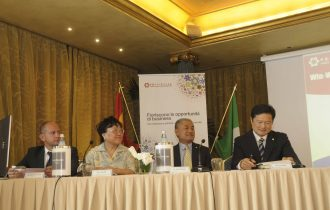 Newsfood.com intervista Mr. Liu Jianjun, Direttore Generale del China Foreign Trade Center