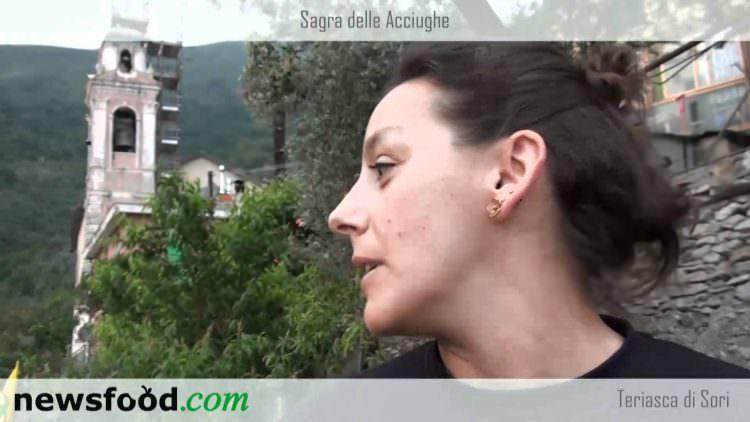 6a Sagra delle acciughe, Teriasca di Sori (video)