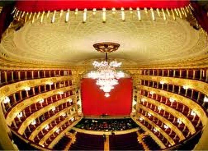 Teatro La Scala: opera d'autore, aperitivi del Ristorante Trussardi