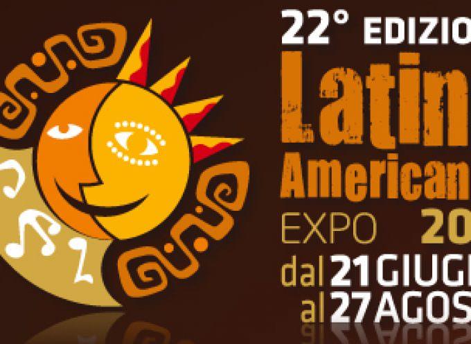 22° Festival Latinoamericando Expo 2012