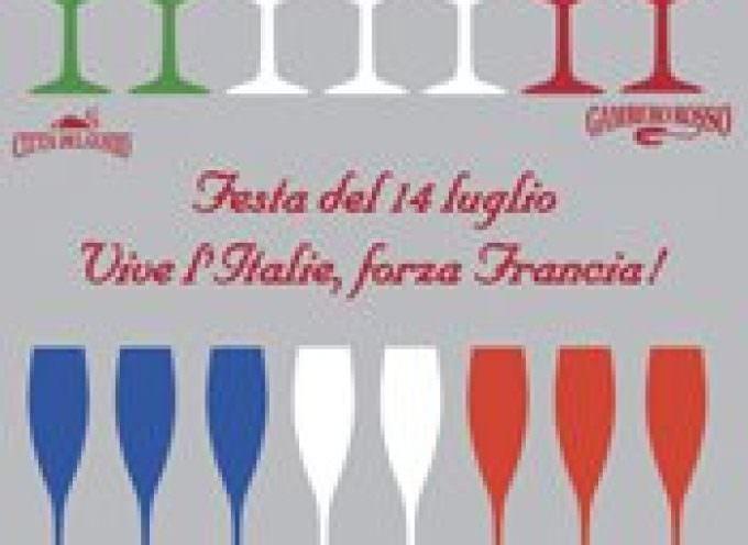 Vive l'Italie, forza Francia! A Roma, il gemellaggio del vino