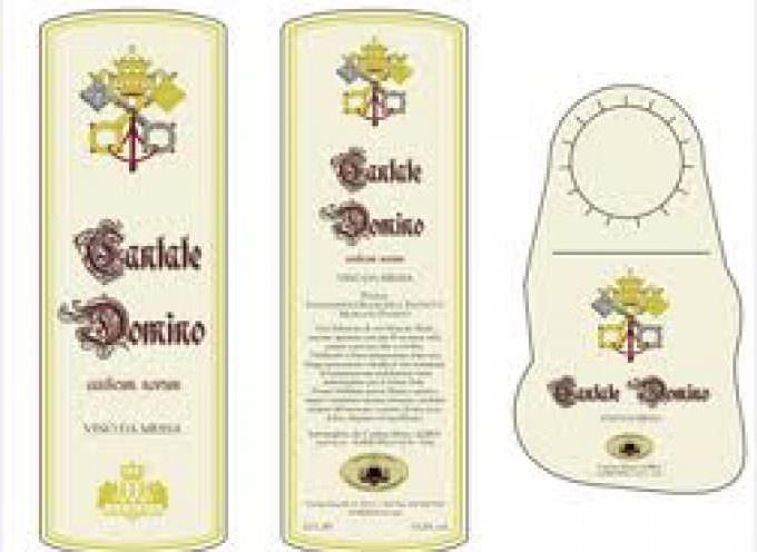 """""""Cantate Domino"""" della Cantina-Museo di Alberobello, il """"vino da Messa"""" riservato in esclusiva al Vaticano"""