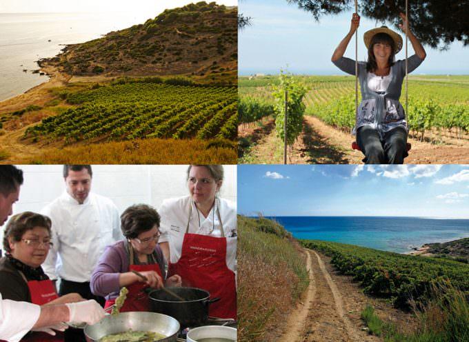 Vineyard Tour 2012: Per scoprire i vini Mandrarossa e la comunità di Menfi
