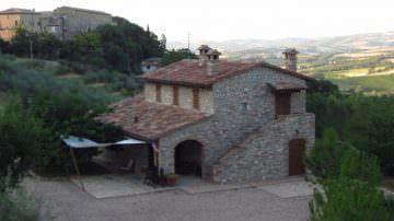 Vacanze in villa privata a Todi, lontano dalla pazza folla
