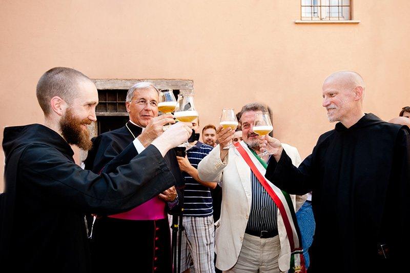 Birra Nursia: nasce a Norcia la birra dei benedettini