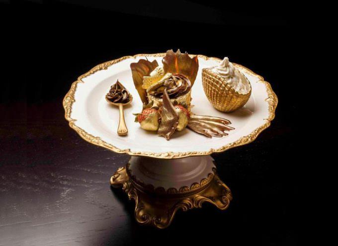 Oro e cioccolato: la Fenice d'oro di Dubai è la cupcake più preziosa del mondo