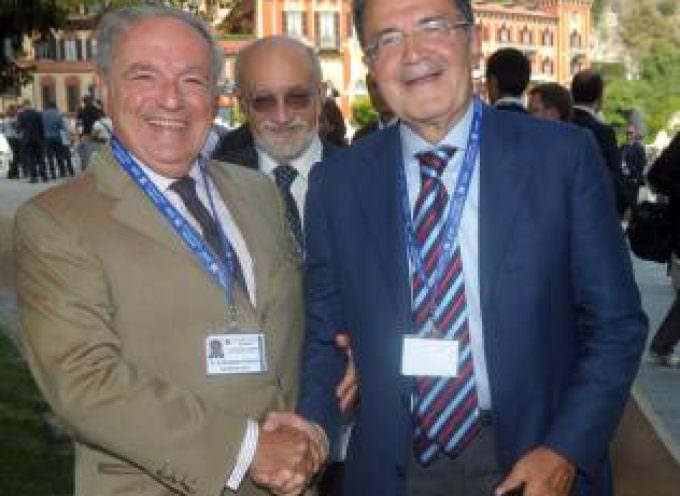 A Romano Prodi il Premio Internazionale Vittorino Colombo, XVIII Edizione –  Villa S. Cuore Triuggio