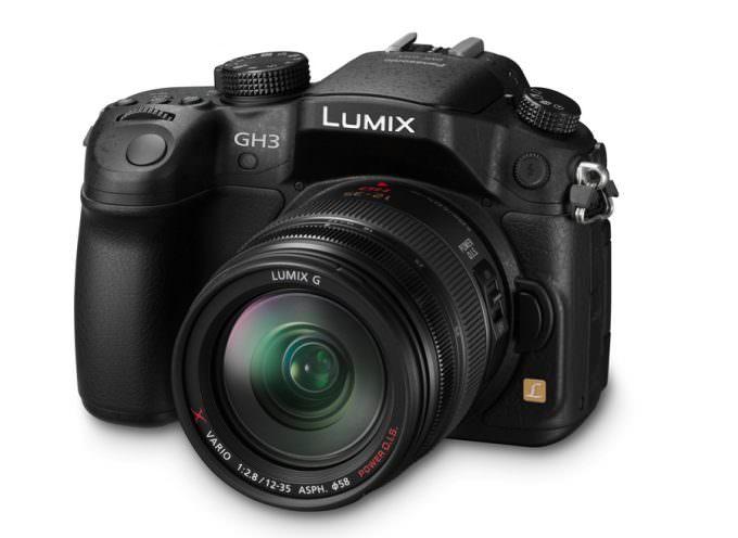 """Panasonic LUMIX GH3: la """"foto videografia"""" professionale 2 in 1, l'ideale per il giornalista globe trotter"""