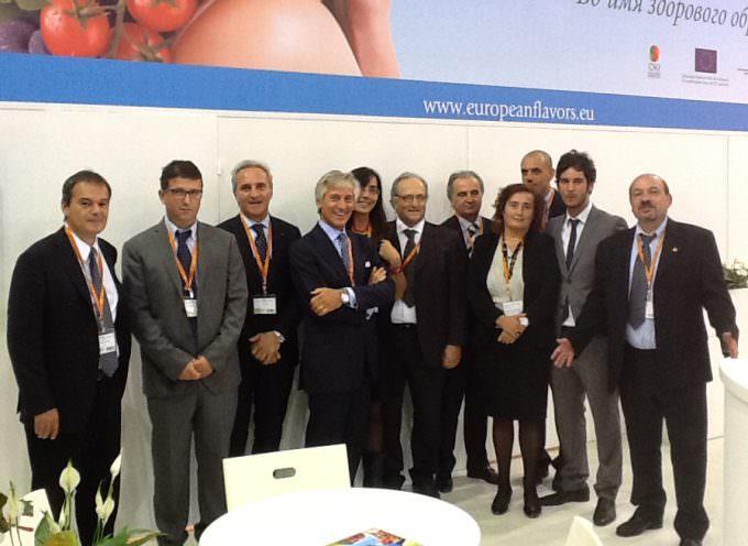 World Food Mosca: Il CSO ospita 8 big dell'ortofrutta italiana