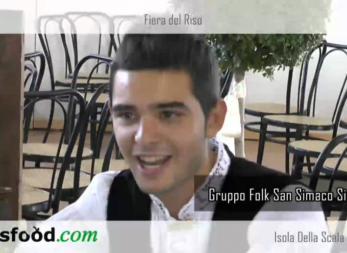 Gruppo Folk Sardo San Simaco di Simaxis: Il canto (video)