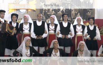 Gruppo Folk Sardo San Simaco di Simaxis: Il ballo (Video)