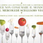 Vegday: mercoledì senza carne al Senato