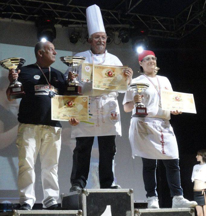 """""""Gran Prix della pizza a regola d'arte"""": Nicola Ricci trionfa in due categorie"""