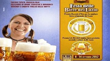 Premio Boccale d'Oro, la birra artigianale del Lazio si mette in mostra