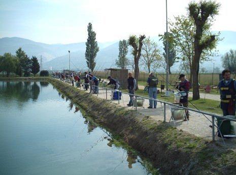 Campionati di pesca, 15 quintali di pesce alla Caritas Umbria
