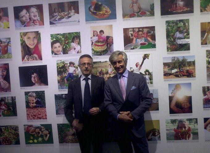 """Bruni, CSO, presente alla mostra fotografica """"Tutti pazzi per la frutta"""""""