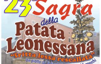 Leonessa (Rieti), qui si festeggia la patata