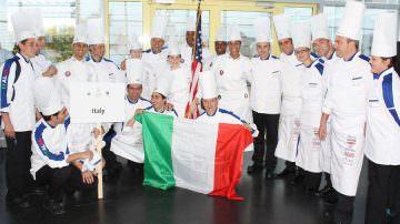 Olimpiadi di Cucina: Ottimi riultati per la Nazionale Italiana Cuochi