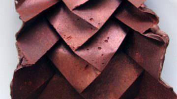 Edible Surfaces, tra cioccolato e vestito