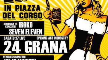 25 Ottobre, la birra arriva a Nocera Inferiore