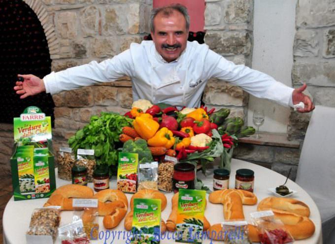 Adc, Associazione Difesa Consumatori premia Peppe Zullo, lo Chef contadino di Orsara di Puglia