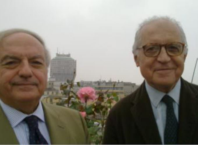 Lodovico Barbiano di Belgiojoso, Maestro di Architettura e di vita