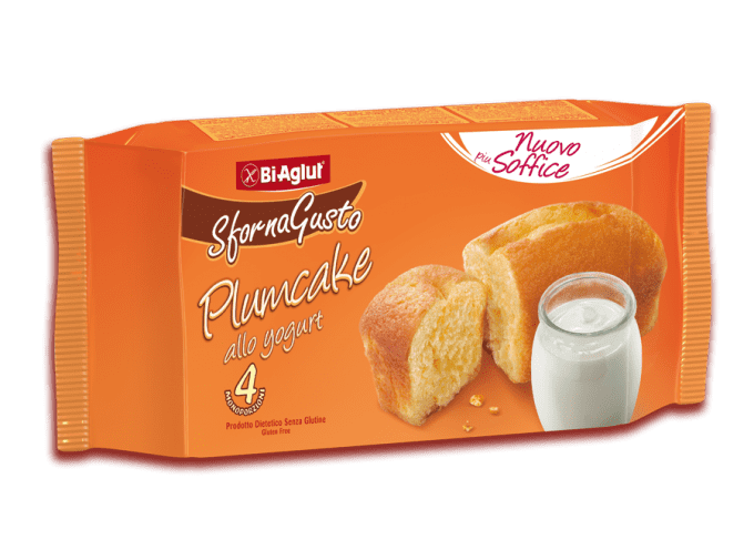 BiAglut presenta i nuovi Plumcakes gluten free per celiaci