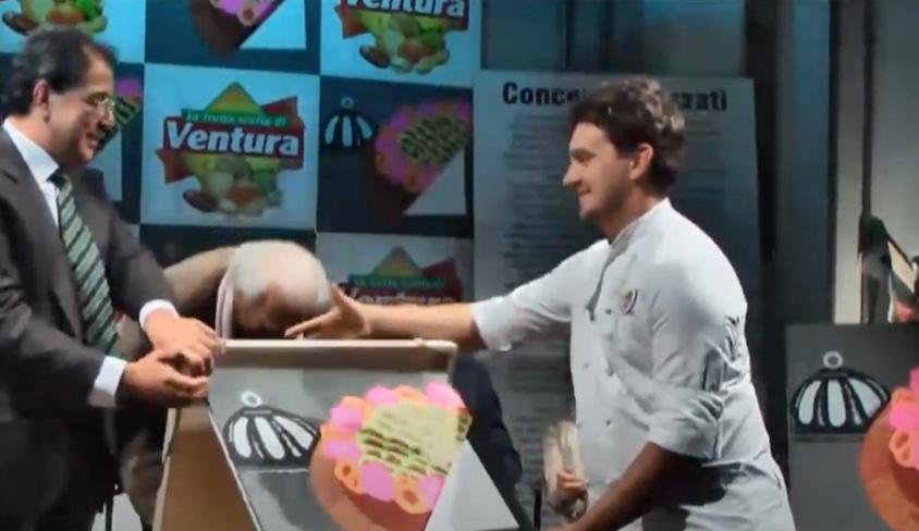 Ventura Top Chef: Manolo Allochis, Ristorante Il Vigneto, Roddi d'Alba (Video)