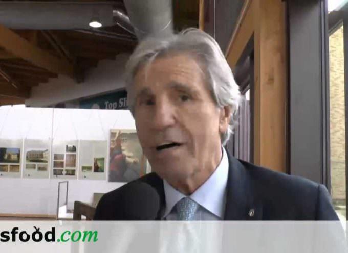 Nino Benvenuti intervistato da Cino Tortorella alla Fiera del Riso di Isola della Scala (Video)