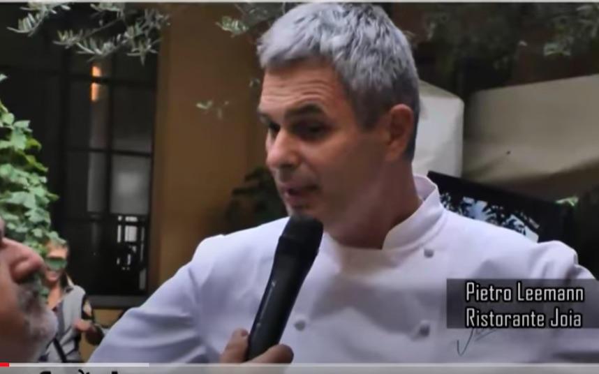 Ventura Top Chef: la mia frutta secca e Pietro Leemann, ristorante Joia a Milano (Video)