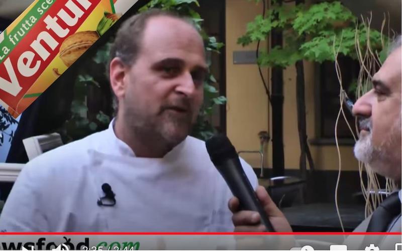Ventura Top Chef: Silvio Salmoiraghi, Ristorante Acquerello a Fagnano Olona (Video)