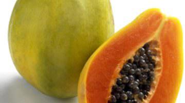 Papaya: un pieno di flavonoidi contro infezioni, batteri e malattie