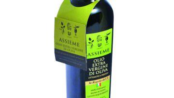 L'olio extravergine di oliva 100% italiano dal campo alla tavola