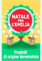 """""""Natale per l'Emilia"""": un regalo agroalimentare contro il terremoto"""