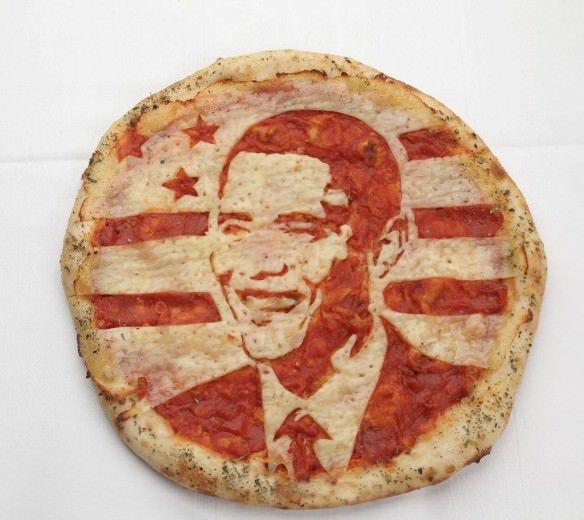 Domenico Crolla, la pizza e le star