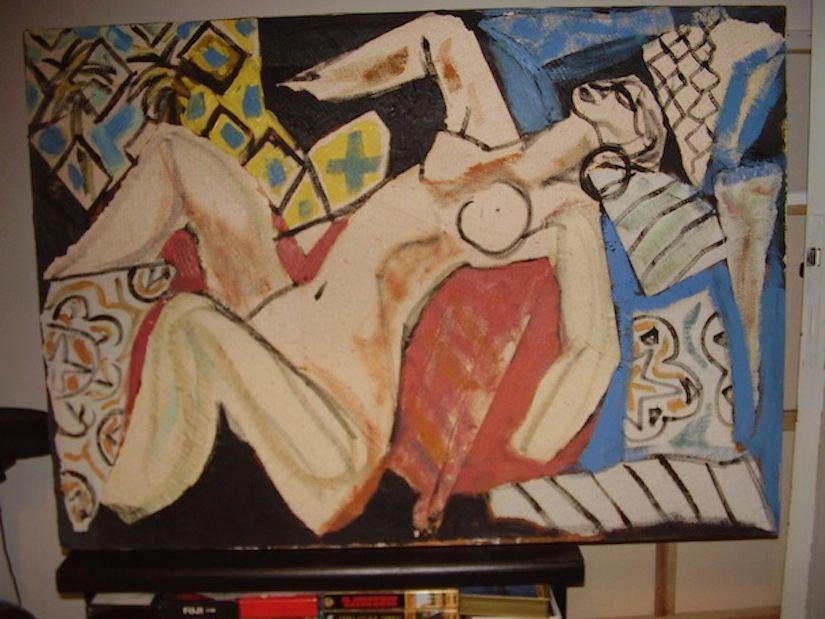 """""""Ritorno al futuro"""" dell'artista Antonio Giovanni Mellone"""