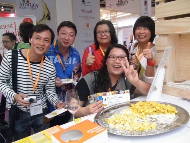 PastaTrend: da Bologna ad Hong Kong in Luna di Miele con Vinitaly