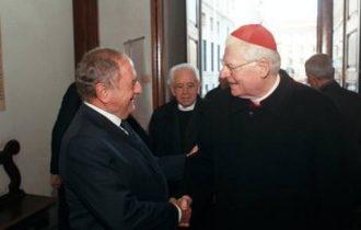 Cardinale Angelo Scola: all'incontro annuale con Giornalisti e Scrittori
