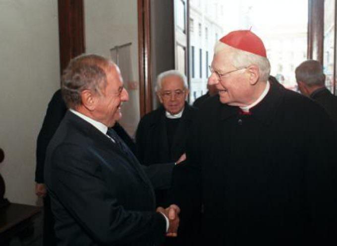Premio Sant'Agostino – Dialogo Interreligioso, card. Angelo Scola e Principe di Giordania Bin Talal