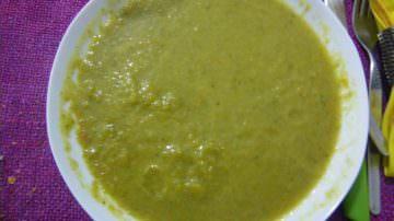 Dimagrire, frullato di verdura con riso è la zuppa migliore
