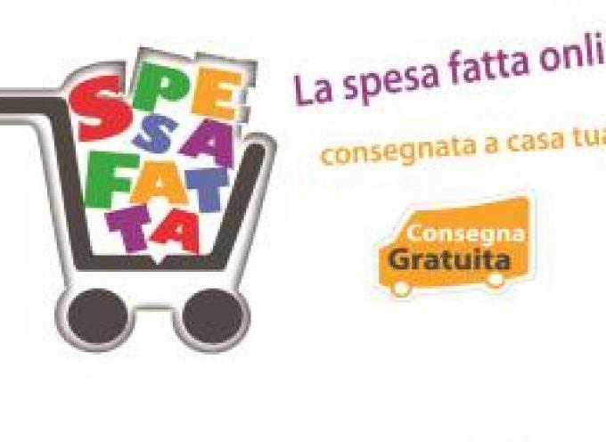 Alimenti, ecco Spesafatta: acquisti e consegne con un click