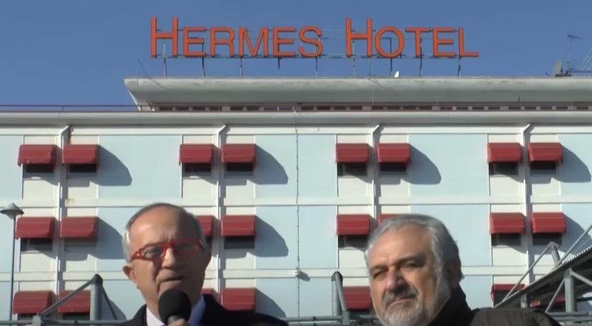 Lino Cauzzi: truffatori condannati ma l'hotel Hermes di Cremona andrà all'asta? (Video)