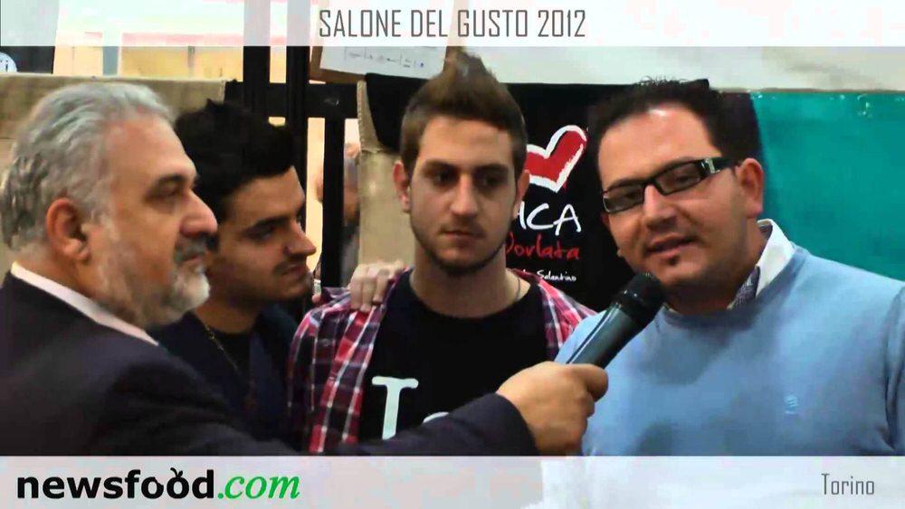 Fico Mandorlato di San Michele Salentino al Salone del Gusto 2012