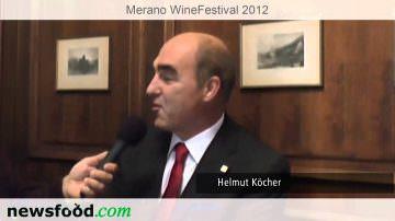 Helmuth Köcher, Presidente & Fondatore di Merano Wine Festival