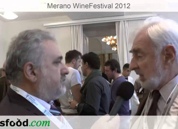 Paolo Marzotto al Merano Wine Festival 2012: fare impresa oggi