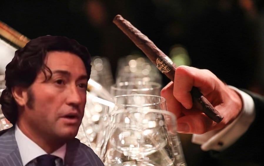 Stefano Fanticelli, Presidente Club Maledetto Toscano, Flautista, gourmand, e bon vivan